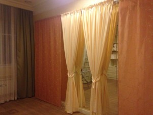 Жен зал шторы
